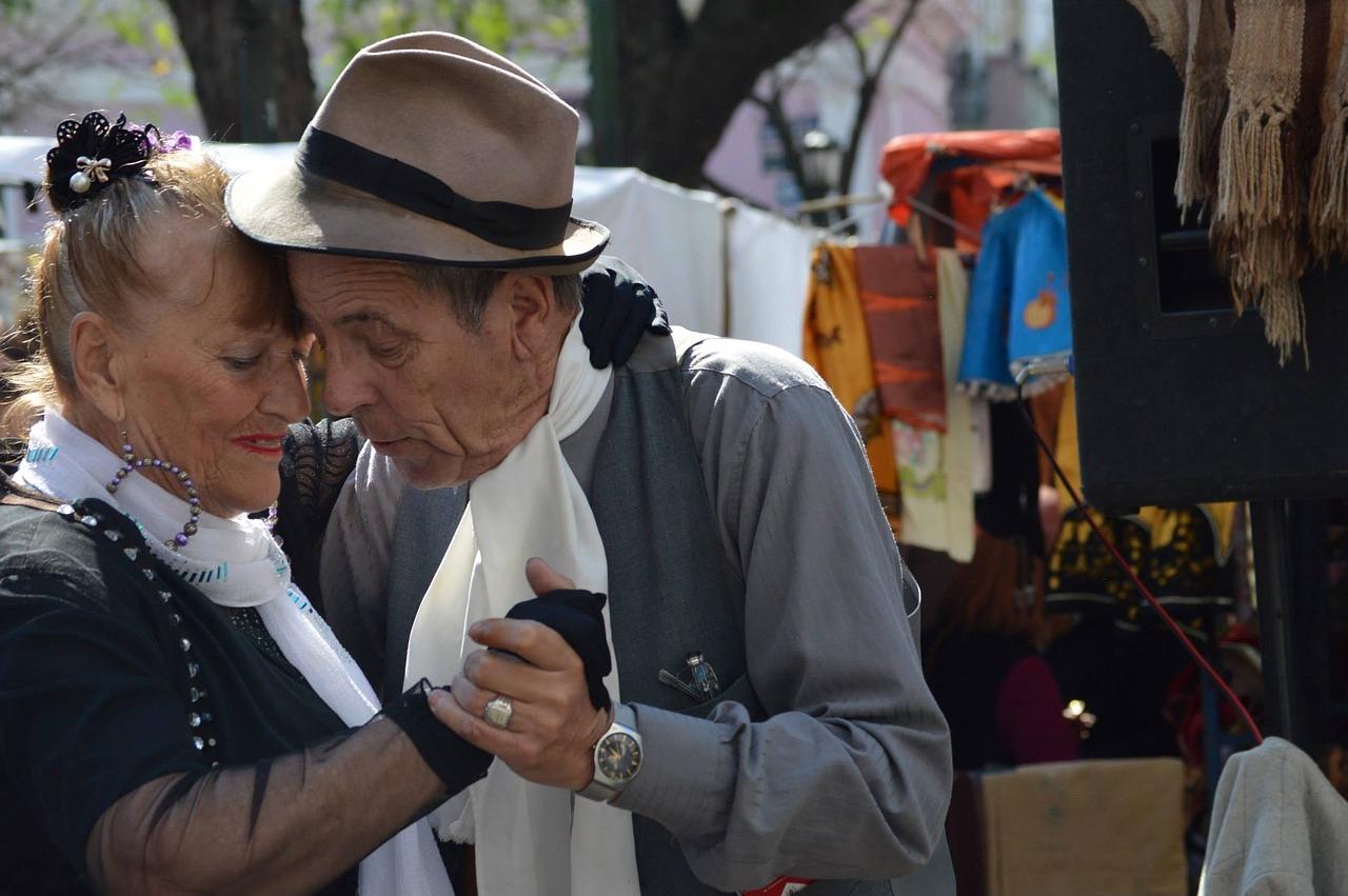 tango seduzione estasi passione