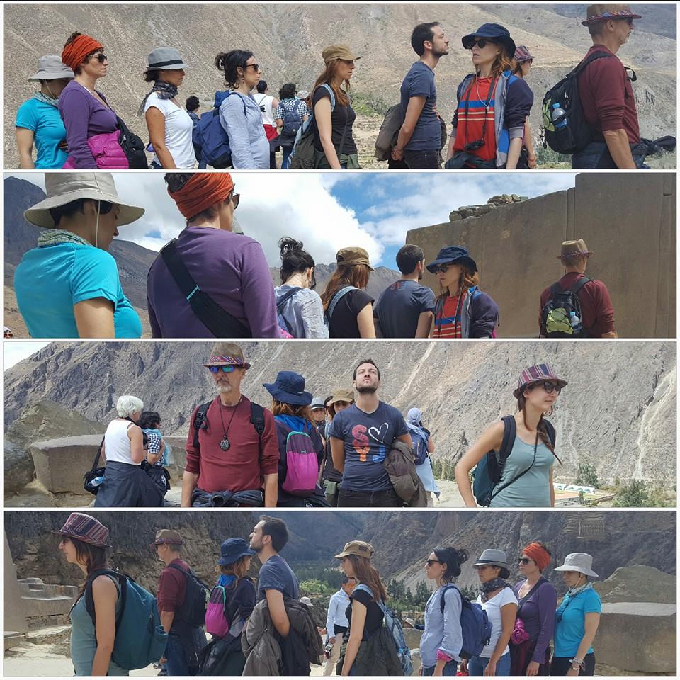 diario viaggio peru' chakruna