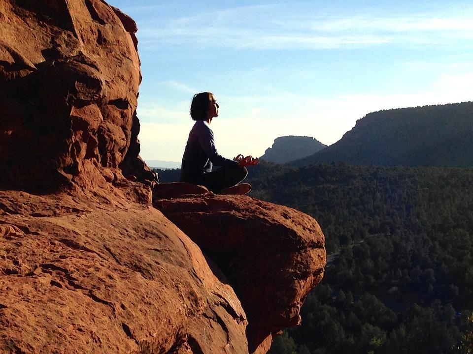 Corso di meditazione online: la mia esperienza con Piuchepuoi