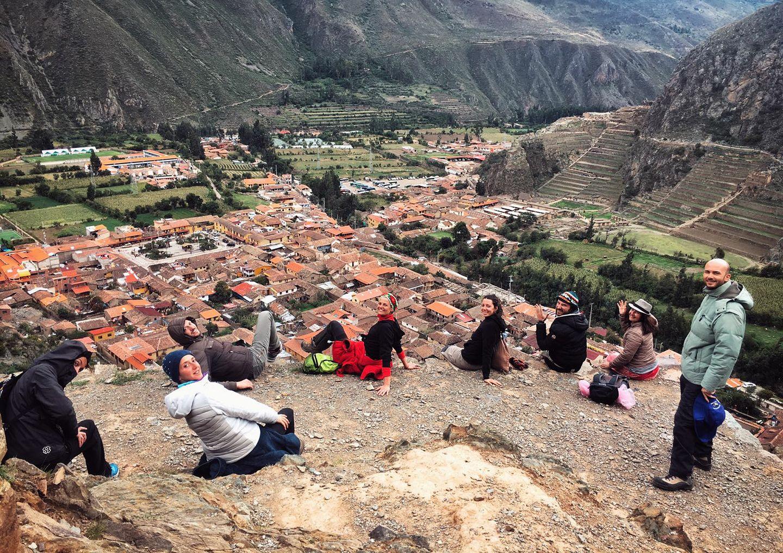 Il tuo tempo e' limitato - Ultimo giorno di Peru' Visionario