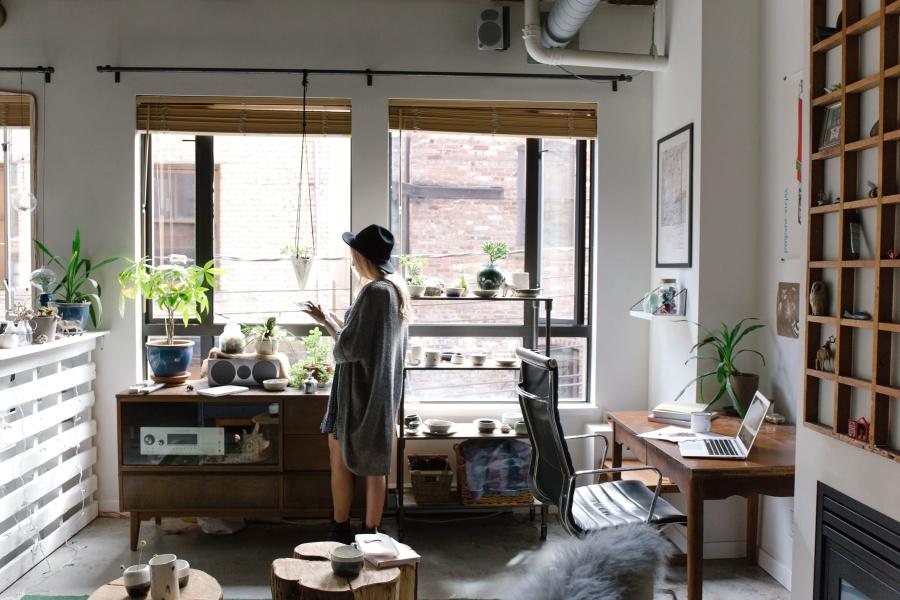 lavorare da casa lavoro autonomo libero professionista
