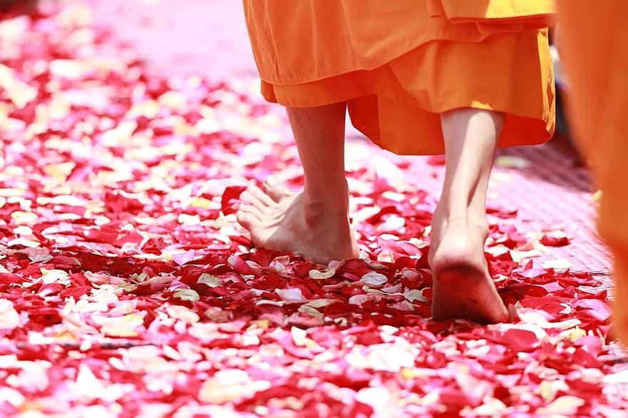 Isolamento e crescita spirituale, ecco come